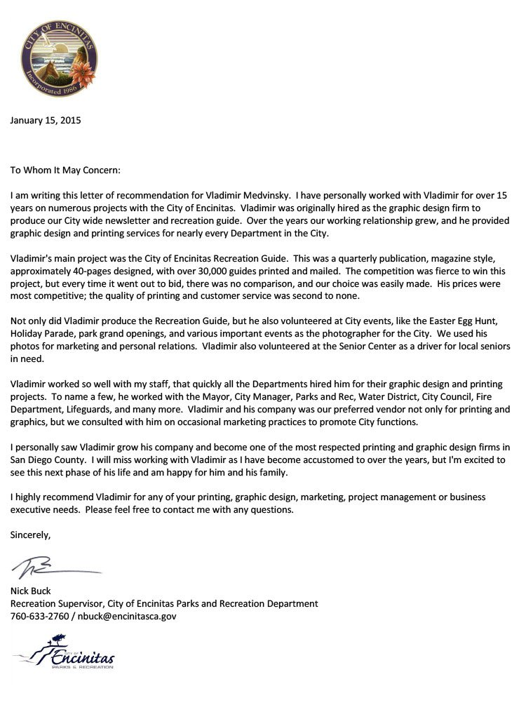 Letter-of-RecommendationCityOfEncinitas2015